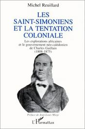 Les saint-simoniens et la tentation coloniale - Intérieur - Format classique