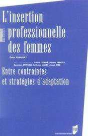 Insertion Professionnelle Des Femmes - Intérieur - Format classique