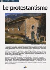 Le Protestantisme - Couverture - Format classique