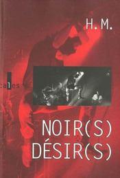 Noir(S) Desir(S) - Intérieur - Format classique