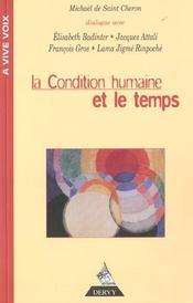 La Condition Humaine Et Le Temps - Intérieur - Format classique