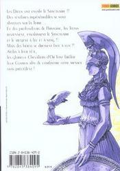 Saint seiya g t.2 - 4ème de couverture - Format classique