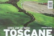 Toscane entre ciel et terre - 4ème de couverture - Format classique