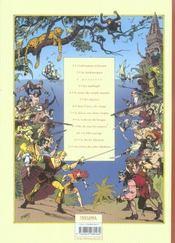 Les fils de l'aventure t.2 ; les barbaresques - 4ème de couverture - Format classique