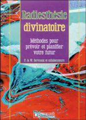 Radiesthesie Divinatoire - Couverture - Format classique