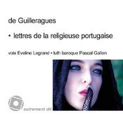 Lettres de la religieuse portugaise - Couverture - Format classique