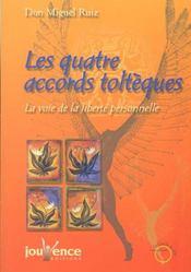 Quatre Accords Tolteques (Les) N.116 - Intérieur - Format classique