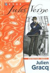 Revue Jules Verne N.10 ; Entretien Inédit Julien Gracq - Intérieur - Format classique