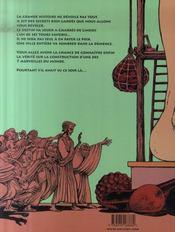 Petit conte léguminesque - 4ème de couverture - Format classique