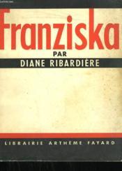 Franziska. - Couverture - Format classique