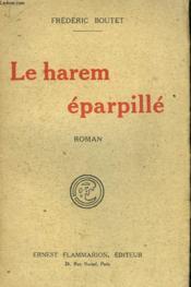 Le Harem Eparpille. - Couverture - Format classique