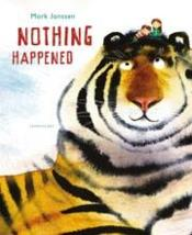 Vente  Nothing happened  - Mark Janssen