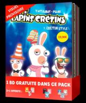 The Lapins crétins ; COFFRET VOL.3 ; T.7 A T.9  - Thitaume - Romain Pujol