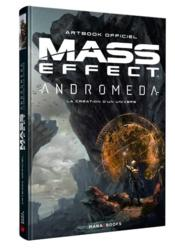Vente livre :  Mass Effect ; Andromeda ; la création d'un univers ; artbook officiel  - Collectif
