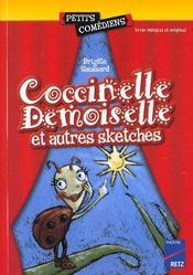 Coccinelle demoiselle ; et autres sketches - Intérieur - Format classique