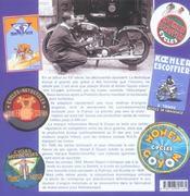 Monet & Goyon, La Moto Francaise - 4ème de couverture - Format classique