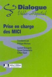 Prise En Charge Des Mici - Intérieur - Format classique