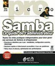 Vente  Samba ; le guide de l'administrateur  - Ed Brooksbank - George Haberberger - Lisa Doyle