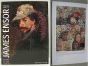 James Ensor ; Precurseur De L'Art Moderne - Intérieur - Format classique