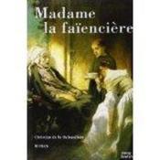 Madame la faïencière - Couverture - Format classique