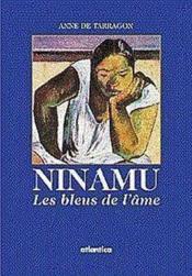 Ninamu Les Bleus De Lame - Couverture - Format classique