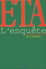 Eta, L'Enquete - Couverture - Format classique