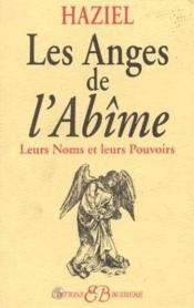 Les Anges De L'Abime - Couverture - Format classique