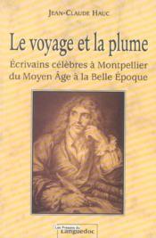 Voyage Et La Plume - Couverture - Format classique