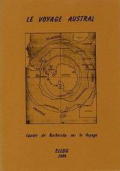 Le Voyage Austral - Couverture - Format classique