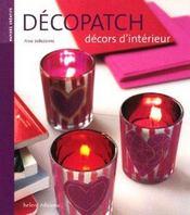 Decopatch ; Decors D'Interieur - Intérieur - Format classique