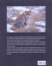 Peuple De L'Alpe : Des Animaux Et Des Hommes (Le) - 4ème de couverture - Format classique