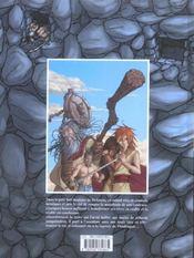 Pendragon t.1 ; bâtard - 4ème de couverture - Format classique