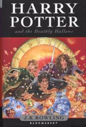 Vente livre :  HARRY POTTER AND THE DEATHLY HALLOWS BK. 7  - Joanne Kathleen Rowling