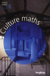 Vente livre :  Culture maths  - Collectif