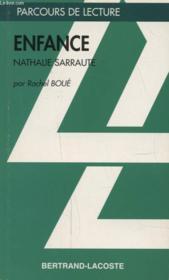Enfance (N. Sarraute)-Parcours De Lecture - Couverture - Format classique