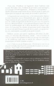 Proprietaires locataires : meme combat ; propositions pour resoudre vos problemes de logement - 4ème de couverture - Format classique