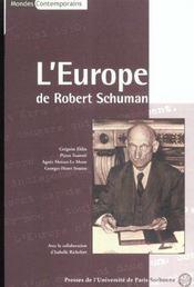 Robert Schuman - Intérieur - Format classique