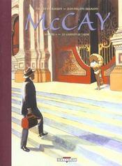 McCay t.3 ; le gardien de l'aube - Intérieur - Format classique