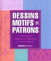 Dessins Motifs Et Patrons - Intérieur - Format classique