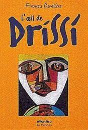 Loeil De Drissi - Couverture - Format classique