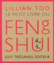 Petit Livre Du Feng Shui - Intérieur - Format classique