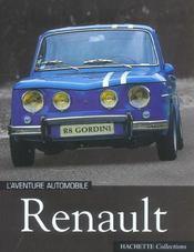 Aventure Automobile Renault - Intérieur - Format classique