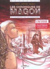 Les chroniques de Magon t.3 ; l'antre de la gorgone - Intérieur - Format classique