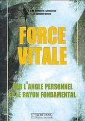 Force Vitale Par L'Angle Personnel - Couverture - Format classique
