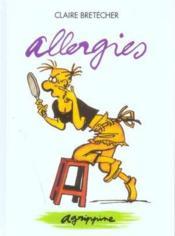 Agrippine T.7 ; Allergies - Couverture - Format classique