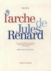 L'arche de Jules Renard - Couverture - Format classique