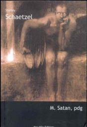 M. Satan Pdg Compte-Rendu De L'Assemblee Generale Seculaire - Intérieur - Format classique