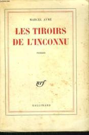 Les Tiroirs De L'Inconnu. - Couverture - Format classique