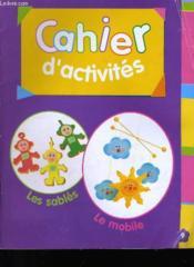 Cahier D'Activites - Couverture - Format classique