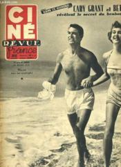 Cine Revue France - 32e Annee - N° 12 - Fanfan La Tulipe - Couverture - Format classique